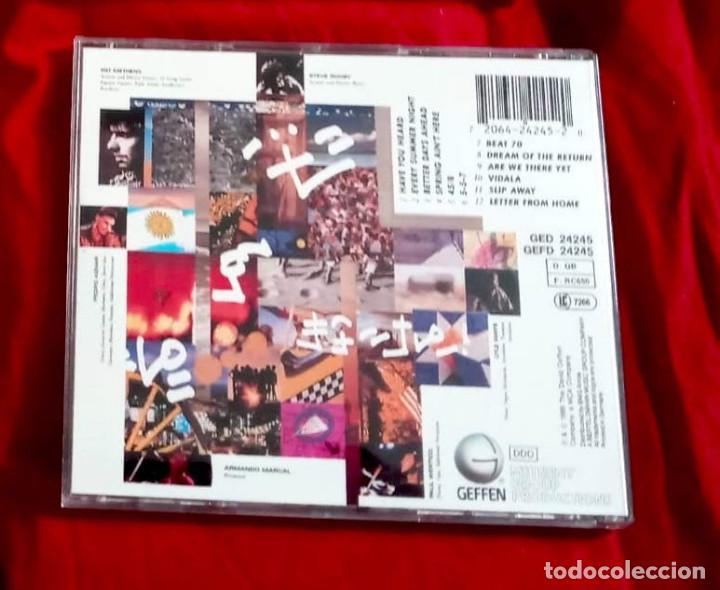 CDs de Música: LETTER FROM HOME - PAT METHENY GROUP 1989 - Foto 2 - 264800474