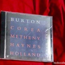 CDs de Música: LIKE MINDS - PAT METHENY + GARY BURTON + CHICK COREA + ROY HAYNES + DAVE HOLLAND 1998. Lote 264801729