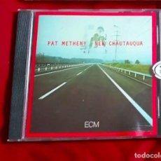 CDs de Música: NEW CHAUTAUQUA - PAT METHENY 1979. Lote 264802419