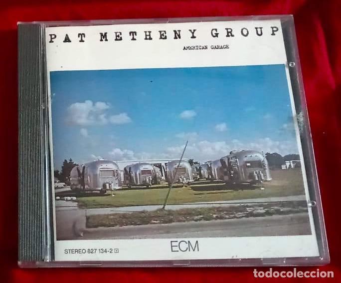 AMERICAN GARAGE - PAT METHENY GROUP 1979 (Música - CD's Jazz, Blues, Soul y Gospel)