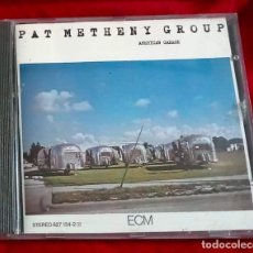 CDs de Música: AMERICAN GARAGE - PAT METHENY GROUP 1979. Lote 264803139