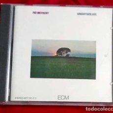 CDs de Música: BRIGHT SIZE LIFE - PAT METHENY 1976. Lote 264803524