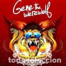 CDs de Música: GENE THE WEREWOLF ROCK N ROLL ANIMAL NACIONAL SELLADO FAR. Lote 264869704