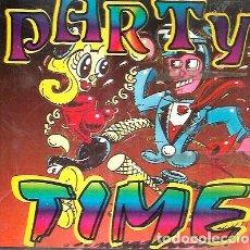 CDs de Música: PARTY TIME DANCE SHAKIRA LOS CHUNGUITOS CARRAPICHO GLOBAL CD. Lote 264938074