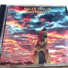 CDs de Música: ROGER TAYLOR HAPPINESS MADE IN HOLLAND. Lote 265089189