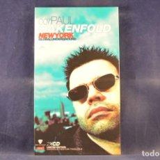 CD de Música: PAUL OAKENFOLD - GLOBAL UNDERGROUND 007: NEW YORK - 2 CD. Lote 265122789