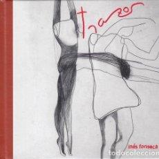 CDs de Música: INES FONSECA - TRAZOS - CD + LIBRETO DE POEMAS. Lote 265138334