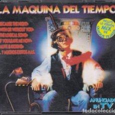 CDs de Música: LA MAQUINA DEL TIEMPO - DOBLE CD - ELECTRONICA - TECNO - EURO HOUSE. Lote 265148649