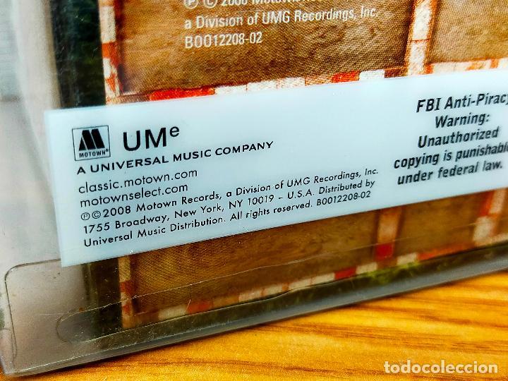CDs de Música: MOTOWN: THE COMPLETE NO. 1S BOX SET 10 CDS + LIBRO 100 PAGINAS - MUY LIMITADO Y DESCATALOGADA - Foto 4 - 265216544