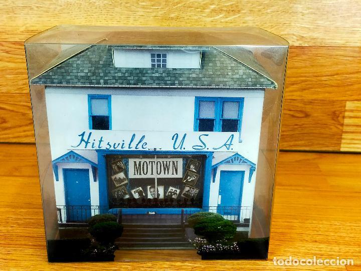 MOTOWN: THE COMPLETE NO. 1'S BOX SET 10 CD'S + LIBRO 100 PAGINAS - MUY LIMITADO Y DESCATALOGADA (Música - CD's Otros Estilos)