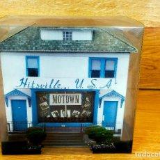 CDs de Música: MOTOWN: THE COMPLETE NO. 1'S BOX SET 10 CD'S + LIBRO 100 PAGINAS - MUY LIMITADO Y DESCATALOGADA. Lote 265216544