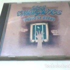 CDs de Música: LOS CHUNGUITOS PUNOS DE ACERO 1993 ME PASO LA VIDA ENCERRADO. Lote 265294384