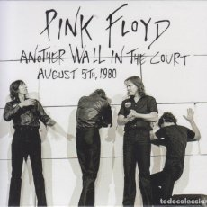 """CD de Música: PINK FLOYD """" ANOTHER WALL IN THE COURT """" 2 CD DIGIPACK. Lote 265339934"""
