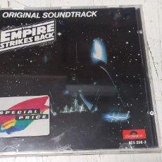 CDs de Música: STAR WARS - THE EMPIRE STRIKES BACK SOUNDTRACK DIFICIL. Lote 265342084