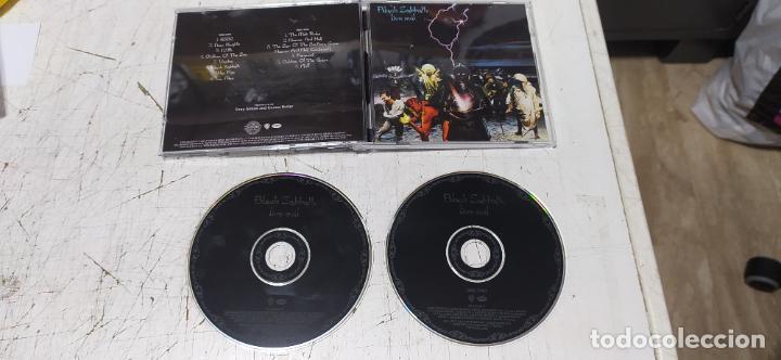CDs de Música: Black sabbath - live evil 2 cd´s R2 460156 C rara edicion rusa dificil muy buen estado - Foto 2 - 265342534