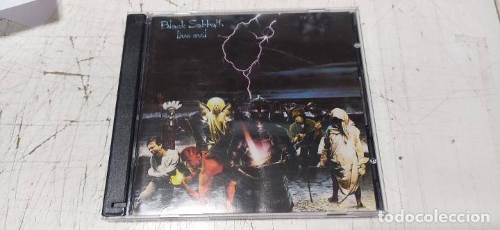 BLACK SABBATH - LIVE EVIL 2 CD´S R2 460156 C RARA EDICION RUSA DIFICIL MUY BUEN ESTADO (Música - CD's Heavy Metal)