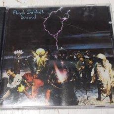 CDs de Música: BLACK SABBATH - LIVE EVIL 2 CD´S R2 460156 C RARA EDICION RUSA DIFICIL MUY BUEN ESTADO. Lote 265342534