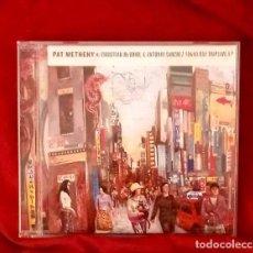 CDs de Música: DAY TRIP LIVE EP - PAT METHENY + CHRISTIAN MCBRIDE + ANTONIO SANCHEZ. Lote 265359024