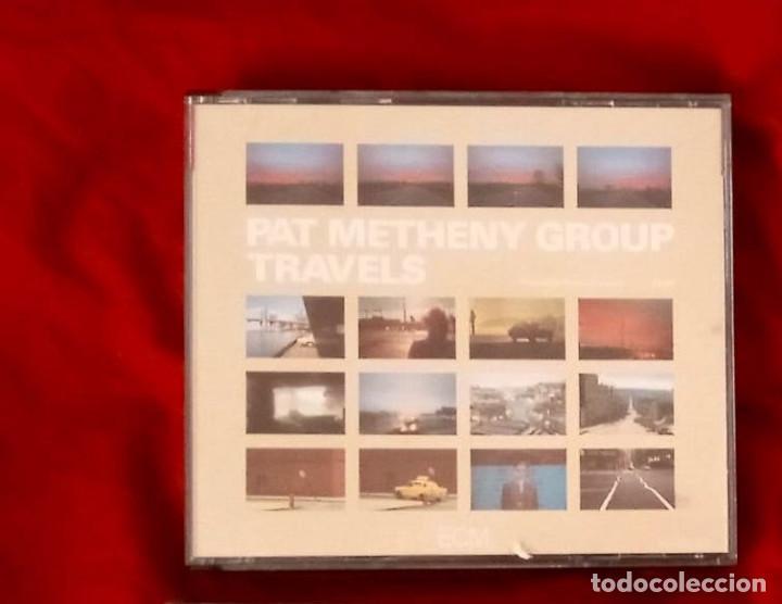 TRAVELS - DOBLE CD - PAT METHENY GROUP 1983 (Música - CD's Jazz, Blues, Soul y Gospel)