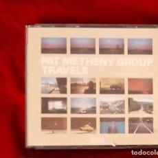 CDs de Música: TRAVELS - DOBLE CD - PAT METHENY GROUP 1983. Lote 265359249