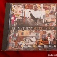 CDs de Música: SECRET STORY - PAT METHENY 1992. Lote 265359459