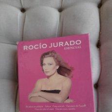 CD de Música: ROCIO JURADO ,ESENCIALL ,CAJA CON 6 CDS. Lote 265362479