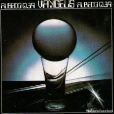 CDs de Música: VANGELIS - ALBEDO 0.39 - CD ALBUM - 9 TRACKS - RCA / BMG RECORDS - AÑO 1975. Lote 265411749