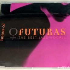 CDs de Música: FUTURAS, THE BEST OF JAZZ VOCAL, MAXI CD, 2001, 3 TEMAS, BEADY BELLE, HELENA,SIDSEL ENDRESEL(VG+_VG+. Lote 265426314