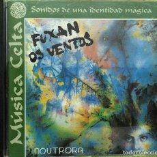 CDs de Musique: FUXAN OS VENTOS CD NOUTRORA 2000 MÚSICA CELTA. Lote 265505304