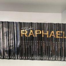 CD de Música: TODO RAPHAEL COLECCION CDS. Lote 265543969