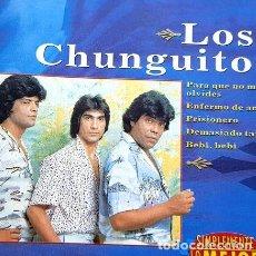 CDs de Música: LOS CHUNGUITOS CD SIMPLEMENTE LO MEJOR. Lote 265585184