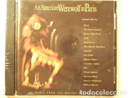 CD AN AMERICAN WEREWOLF IN PARIS BANDA SONORA SOUNDTRACK (Música - CD's Bandas Sonoras)