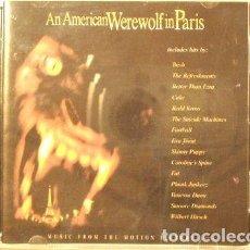 CDs de Música: CD AN AMERICAN WEREWOLF IN PARIS BANDA SONORA SOUNDTRACK. Lote 265615339