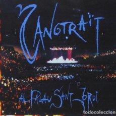 CDs de Musique: SANGTRAÏT -AL PALAU SANT JORDI CD 1992 METAL HARD ROCK CATALA. Lote 265881153
