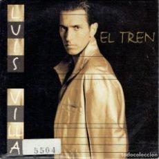 CDs de Música: CD LUIS VILLA,EL TREN. Lote 265896968