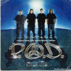 CDs de Música: CD P.O.D. SATELLITE. Lote 265897368