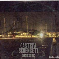 CDs de Música: CD CASTEFA SERENGETI LOCOZOBE. Lote 265899178