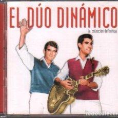 CDs de Música: EL DUO DINAMICO - LA COLECCION DEFINITIVA / 2 CD ALBUM DEL 2008 / MUY BUEN ESTADO RF-9949. Lote 265951418