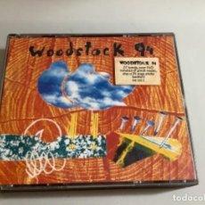 CDs de Música: DOBLE CD WOODSTOCK 94. 27 BANDAS. 140 MINUTOS DE MÚSICA.. Lote 265953228