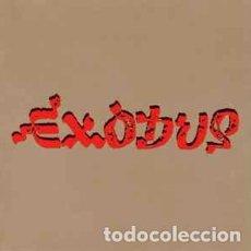 CD de Música: BOB MARLEY & THE WAILERS - EXODUS (CD, ALBUM, RE, RM) LABEL:TUFF GONG, TUFF GONG CAT#: TGLCD 6, 846. Lote 266036848