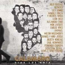 CD de Música: ANDRÉS CALAMARO - CD DIOS LOS CRÍA -CD-. Lote 266068028