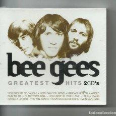 CDs de Música: BEE GEES GREATEST. Lote 266270313