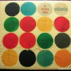 CDs de Musique: LA BUENA VIDA – VIDANIA - CD DIGIPACK 2006. Lote 266271053