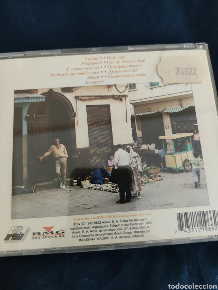 CDs de Música: CD Luis Eduardo Aute. Slowly - Foto 2 - 266286548
