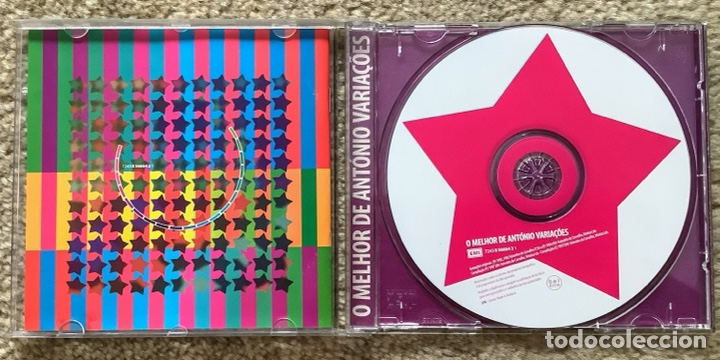 CDs de Música: CD Antonio Variaçoes - Foto 2 - 266290963