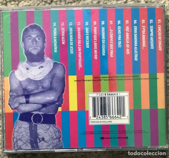CDs de Música: CD Antonio Variaçoes - Foto 3 - 266290963