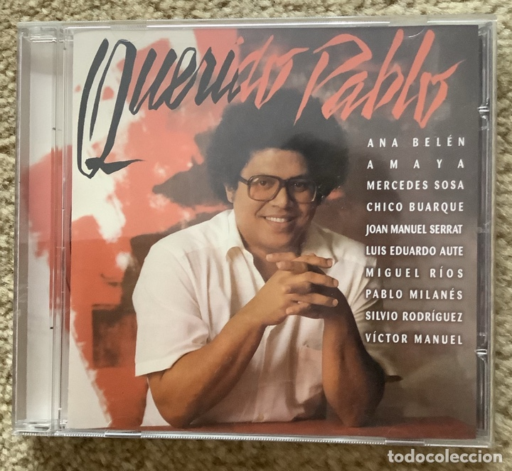 CD PABLO MILANÉS (Música - CD's Melódica )