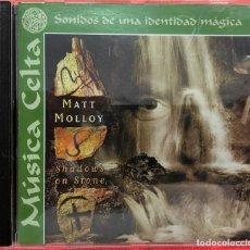 CDs de Musique: MATT MOLLOY - MUSICA CELTA - SONIDOS DE UNA IDENTIDAD MAGICA. Lote 266310148