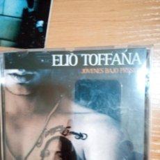 CDs de Musique: ELIO TOFFANA - JOVENES BAJO PRESION CD HIP HOP. Lote 266323578