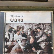 CDs de Música: UB 40 CD. Lote 266368988